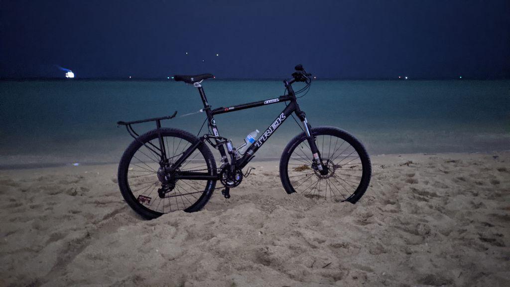 Trek Fuel 70 in South Beach