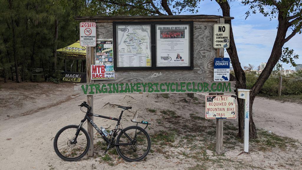 Virgina Key Bicycle Club