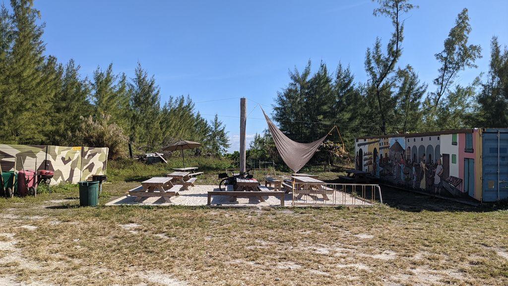 Virgina Key Bicycle Club Base Camp