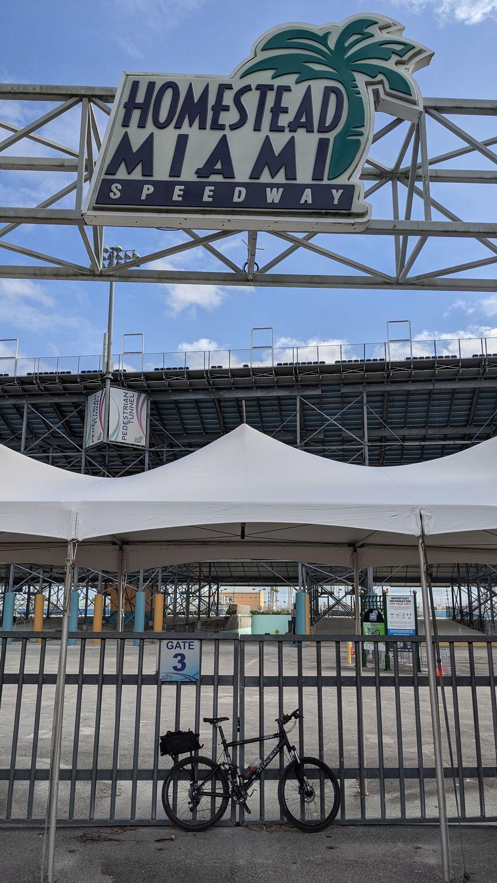 Trek Fuel 70 at Homestead Miami Speedway