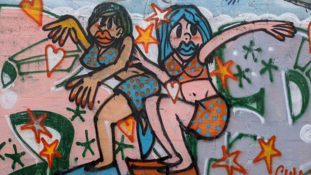 Miami River murals