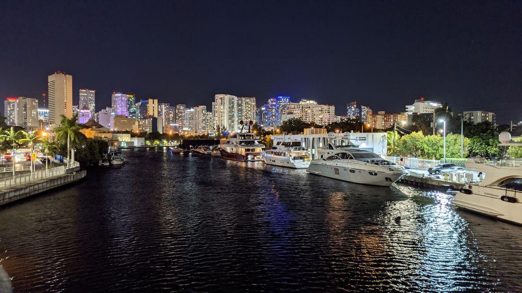 Miami River Boats